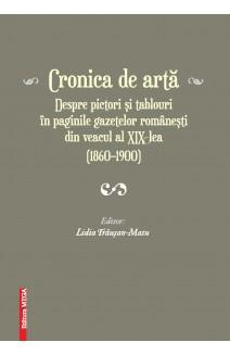 CRONICA DE ARTĂ I