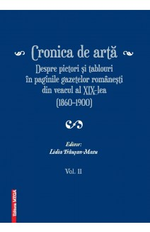 CRONICA DE ARTĂ II / ART CHRONICLES II