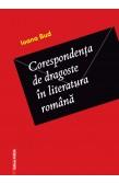 CORESPONDENȚA DE DRAGOSTE ÎN LITERATURA ROMÂNĂ / LOVE LETTERS IN ROMANIAN LITERATURE