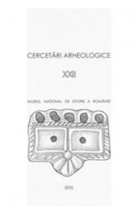 CERCETĂRI ARHEOLOGICE NR. XXII