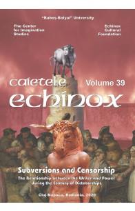 CAIETELE ECHINOX. VOLUME 39 / 2020.