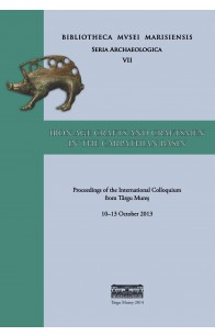 IRON AGE CRAFTS AND CRAFTSMEN IN THE CARPATHIAN BASIN